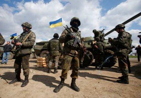 Литовская делегация развязала боевикам ВСУ руки, оккупанты обустраивают огневые точки прямо в жилых дворах (ВИДЕО)