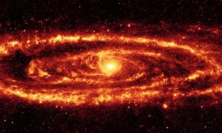 Редкое явление: Чёрная дыра разорвала звезду (ВИДЕО)