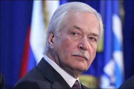 Грызлов обвинил Украину в отказе от выполнения Минских соглашений
