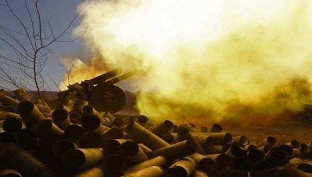 ВКарабахе идут тяжёлые бои, уничтожаются опорные пункты (ВИДЕО)