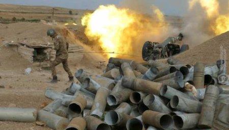 Поле завалено трупами: вКарабахе уничтожены большие силы врага (ВИДЕО)
