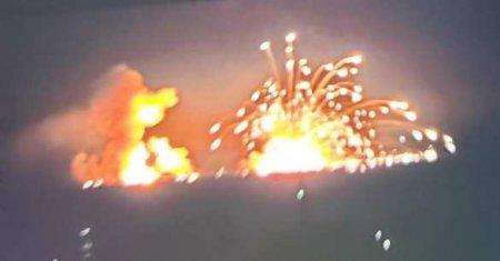 СРОЧНО: Мощнейший удар по северу САР, взрывы сотрясают сирийско-турецкую границу (+ФОТО, ВИДЕО)