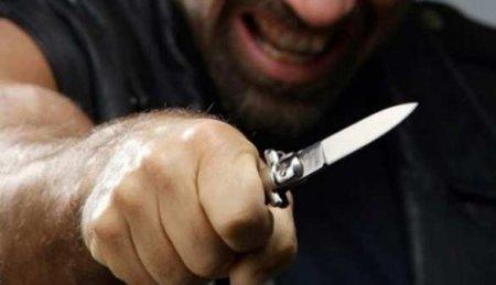 Пьяная компания напала сножом наребёнка надетской площадке (ФОТО)