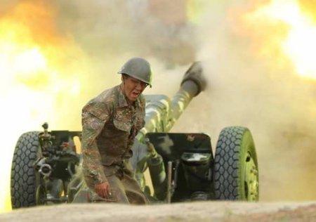 Азербайджан обвинил Армию Армении в ударе по городу Барда (ФОТО, ВИДЕО)