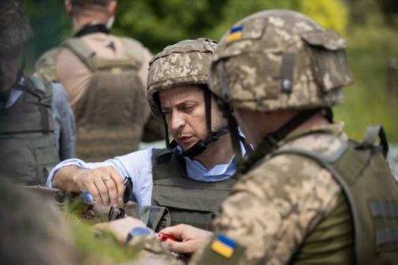 НаУкраине рассказали о«плане действий» поДонбассу