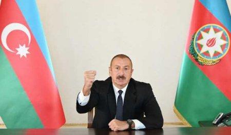 Мы готовы остановить войну в Карабахе, — Алиев