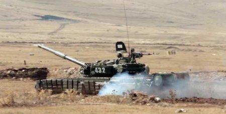 Турецко-азербайджанские силы попали в котёл у Шуши