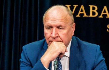 «Никто незаткнёт мнерот»: глава МВДЭстонии подал вотставку после скандального заявления