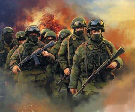 МОЛНИЯ: ВКарабах вводят российских миротворцев, — Путин