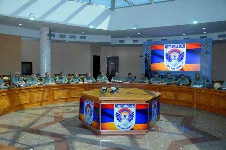 «Война не закончилась»: Минобороны и Генштаб Армении выступили с совместным заявлением