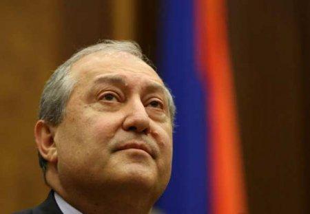 Неожиданное заявление: Президент Армении ничего незнал осоглашении законч ...