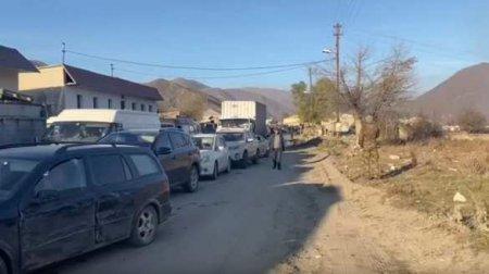 Исход: как бегут из районов Нагорного Карабаха, которые сегодня переходят п ...