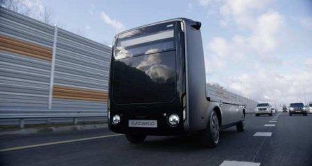 ВРоссии испытали первый водородный беспилотный грузовик (ФОТО, ВИДЕО)