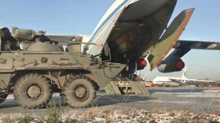 Россия перебрасывает в Нагорный Карабах сапёров (ВИДЕО)