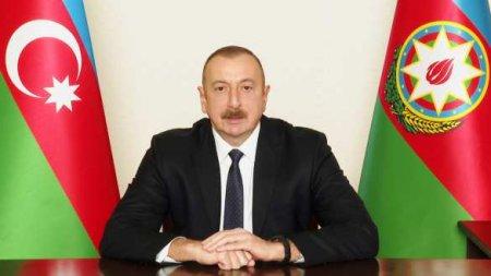 «Поздравляю с освобождением от оккупации»: Алиев выступил с обращением (ВИД ...