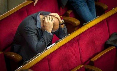 Международный позор Украины: будет ли поставлен крест на карьере министра-м ...