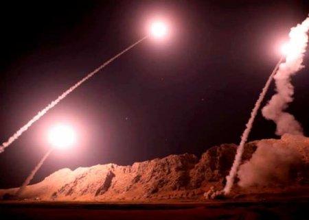 СРОЧНО: Израиль нанес удар поСирии (ФОТО, ВИДЕО)