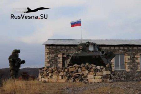 Маленькая крепость армии России у древней цитадели в Карабахе (+ФОТО, ВИДЕО)