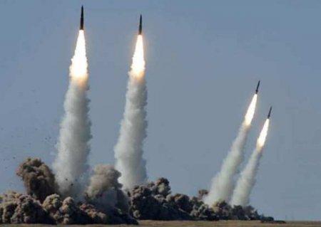 Появились кадры запуска армянских ракет «Искандер» по азербайджанским войскам (ВИДЕО)