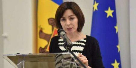 В Госдуме отреагировали на призыв Санду к выводу российских войск из Приднестровья