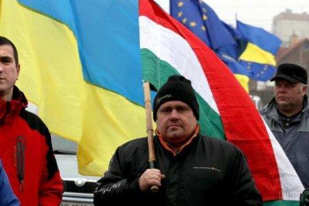 Скандал вЗакарпатье: Венгры назвали исполнение гимна Венгрии «молитвой Бог ...