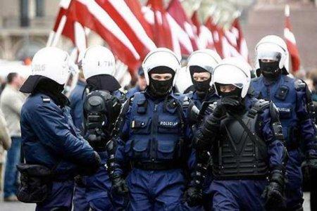 В столице Латвии прошли массовые аресты русских журналистов