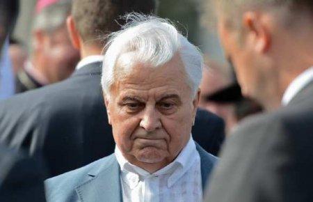 Кравчук рассказал, когда будет утверждён план «Б» поДонбассу
