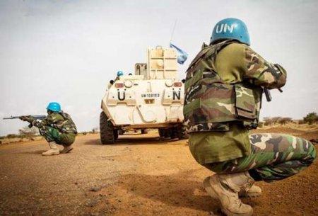 Украина нерассматривает введение миротворцев ООНнаДонбасс из-за России (ВИДЕО)