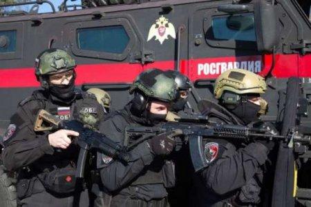 Росгвардия иМВДБелоруссии заключили соглашение осотрудничестве