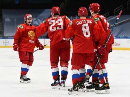 Хоккейная сборная России разбила Швецию вматче МЧМ: первый проигрыш шведов за14лет (ВИДЕО)