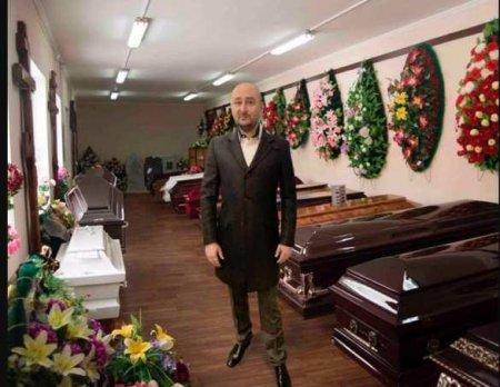 Бабченко сошел с ума и промышляет воровством из супермаркетов