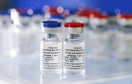 На Украине начался скандал с производством российской вакцины «Спутник V» ( ...
