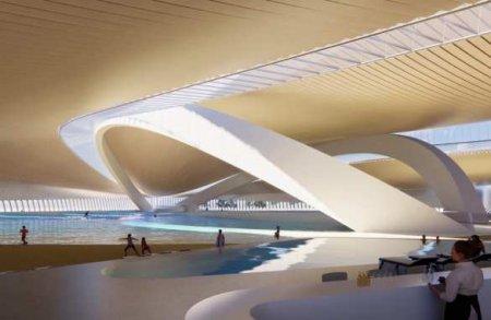 Бассейн размером с пять футбольных полей: в Москве построят первый в мире крытый сёрфинг-центр (ФОТО)