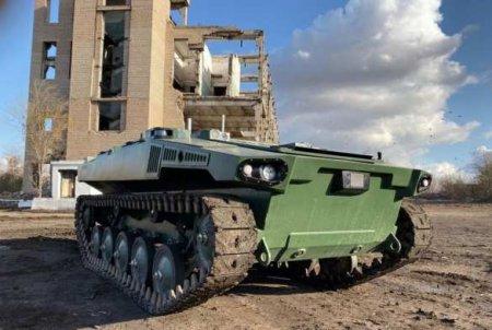 Новый русский универсальный боевой робот прошёл суровые испытания (ФОТО)
