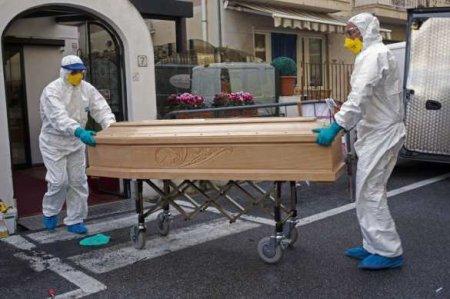 АдвСША: побит свой жерекорд посмертям, скорым разрешили незабирать пациентов с«низким шансом выжить»