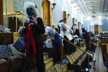 Зачем в Вашингтоне штурмовали Капитолий? — мнение военкора