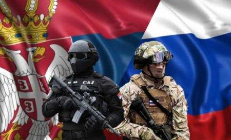 Стало известно о самом тесном взаимодействии армий России и Сербии в новейшей истории