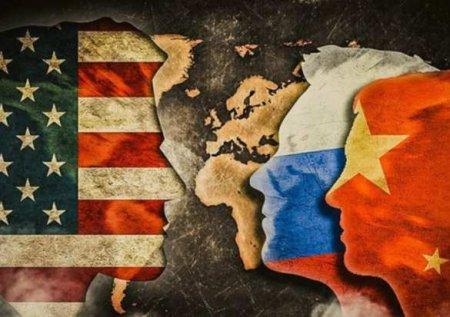 СШАнужно объединиться сРоссией против Китая, — The Hill