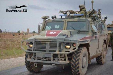 Горячая точка у границы с Иорданией: армия России приступила к урегулированию и обратилась к президенту САР