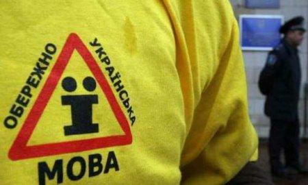 Украинский депутат отказался говорить намове во время заседания (ВИДЕО)