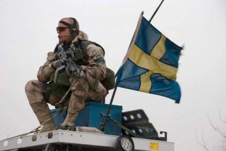 Шведам показали, как именно Россия нападёт на них (ВИДЕО)