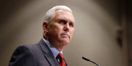 Захватчики Капитолия хотели убить вице-президента Пенса, — сенатор
