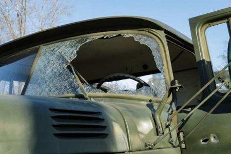 В военном грузовике найден труп «ВСУшника»: сводка с Донбасса