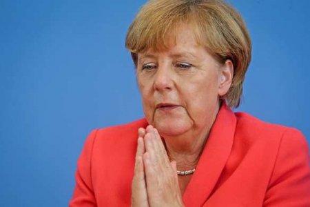 Меркель прокомментировала инаугурацию Байдена и Харрис