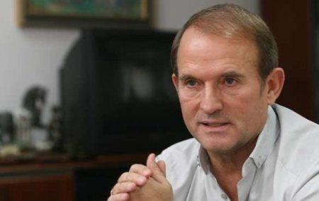 Медведчук обратился к главе СБУ за разрешением забрать пленных у Республик  ...