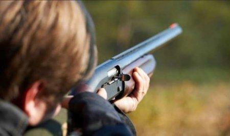 На Украине ребёнка расстреляли издробовика на горке прямо у школы