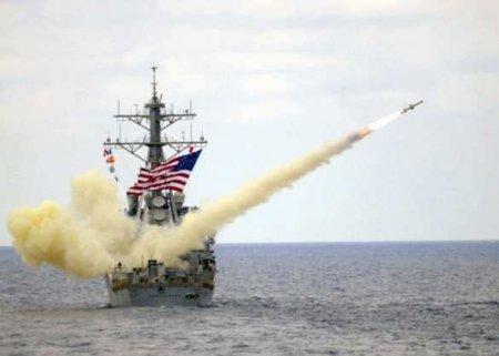 Обострение вЧёрном море: ВМФРоссииотработал морской бойрядом скораблями США (ВИДЕО)