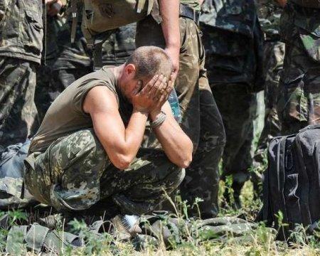 Расходный материал: на Донбасс для боевиков ВСУ завезли секретную вакцину (ВИДЕО)