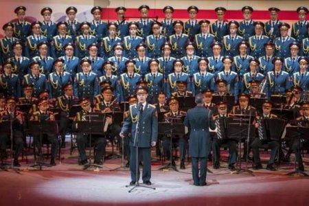 Российские военные исполнили мировые хиты ивпечатлили иностранцев (ВИДЕО)