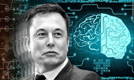 Илон Маск пообещал чипировать человека уже в нынешнем году